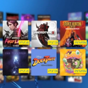 PlayStation Plus January  2015