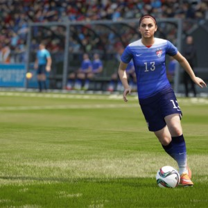FIFA 16 to feature feamle players
