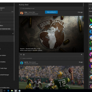 Xbox beta Windows 10 app