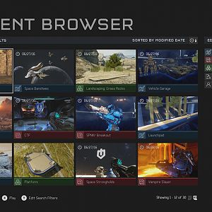 Halo 5 file browser
