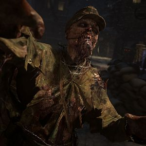 Call of Duty WWII - Nazi Zombies 4